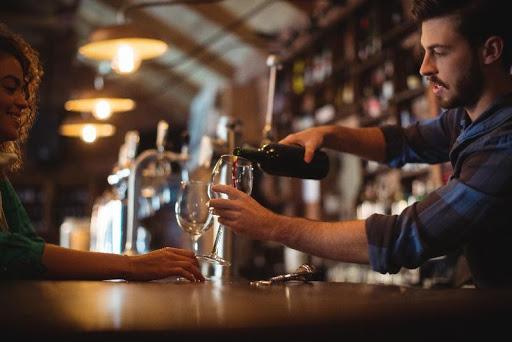 Florida 4Cop license or a simple Beer & Wine license.